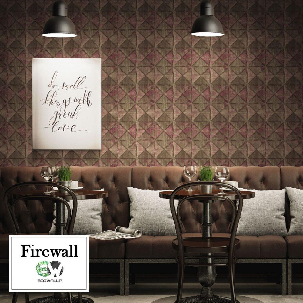 آلبوم کاغذ دیواری Fire Wall